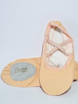 Scarpa da punta tela ballet